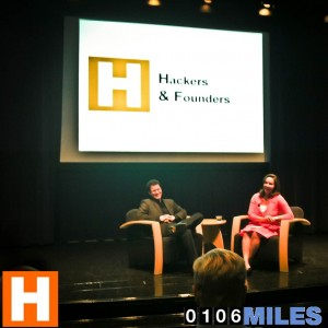 Eric Ries Interview by Lara Druyan at Hackers and Founders, July 2011