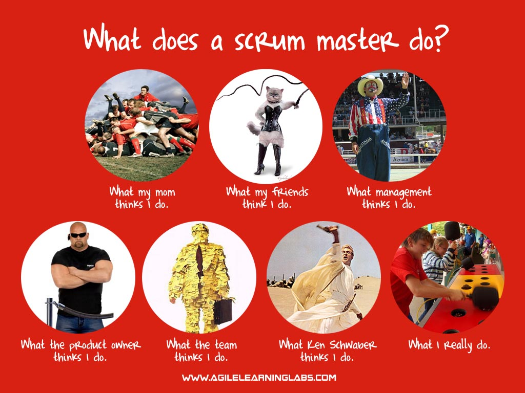 Fun With Internet Memes What Does A Scrum Master Do