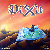 Dixit Game Box