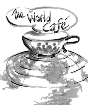 WorldCafeGlobe